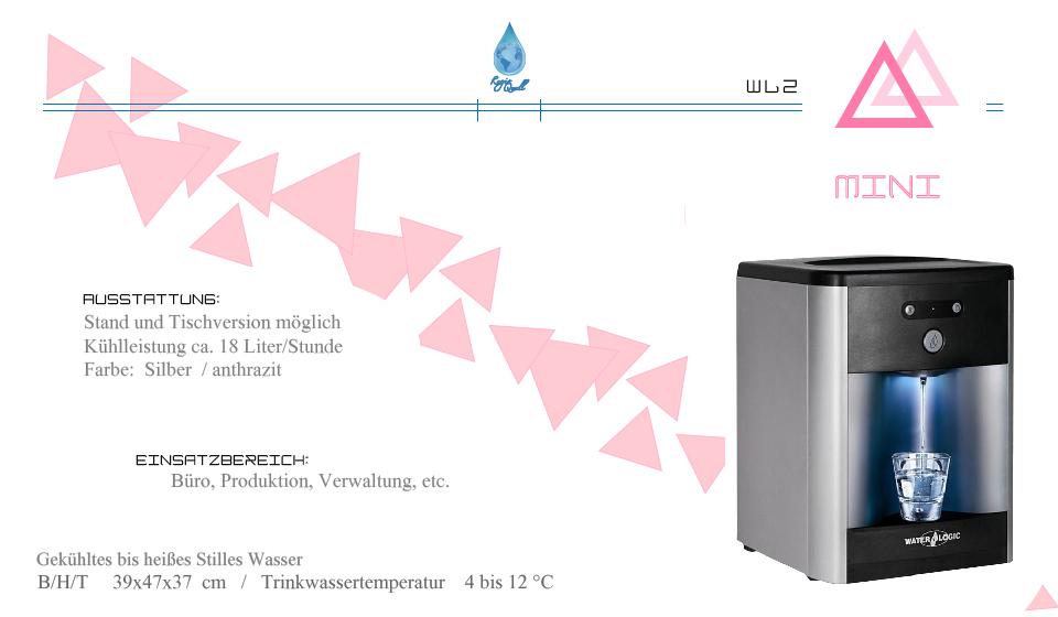 Wasserspender MINI